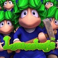 Portada oficial de Lemmings PSN para PS3