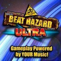 Portada oficial de Beat Hazard Ultra PSN para PS3