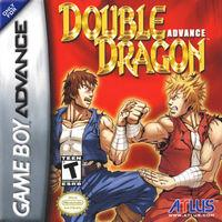 Portada oficial de Double Dragon para Game Boy Advance