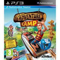 Portada oficial de Cabela's Adventure Camp para PS3