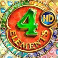 Portada oficial de 4 Elements HD para PS3