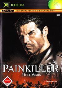 Portada oficial de Painkiller: Hell Wars para Xbox