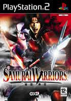 Portada oficial de de Samurai Warriors para PS2