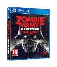 Portada oficial de Zombie Army Trilogy para PS4