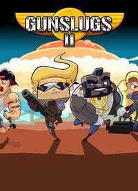 Portada oficial de Gunslugs 2 para PC