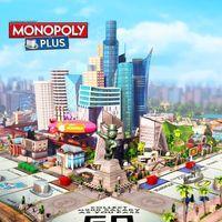 Portada oficial de MONOPOLY PLUS para PS4