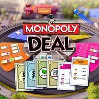 Portada oficial de MONOPOLY DEAL para PS4