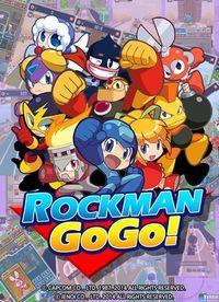 Portada oficial de Megaman GoGo para Android