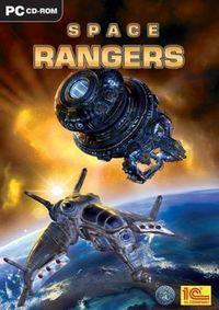 Portada oficial de Space Rangers para PC