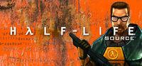 Portada oficial de Half-Life: Source para PC