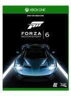 Portada oficial de de Forza Motorsport 6 para Xbox One
