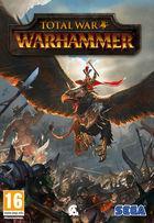 Portada oficial de de Total War: Warhammer para PC