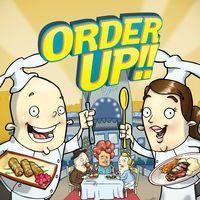 Portada oficial de Order Up!! PSN para PS3