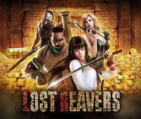 Portada oficial de Lost Reavers eShop para Wii U