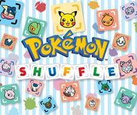 Portada oficial de Pokémon Shuffle eShop para Nintendo 3DS