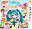 Portada oficial de de Hatsune Miku: Project Mirai DX para Nintendo 3DS