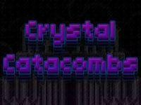 Portada oficial de Crystal Catacombs para PC