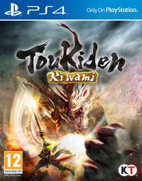 Portada oficial de Toukiden: Kiwami para PS4