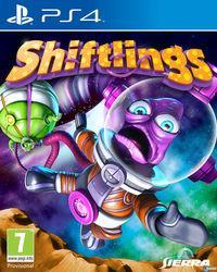 Portada oficial de Shiftlings para PS4