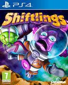 Portada oficial de de Shiftlings para PS4
