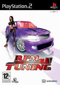 Portada oficial de RPM Tuning para PS2