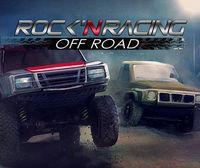 Portada oficial de Rock 'N Racing Off Road eShop para Wii U