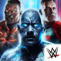 Portada oficial de WWE Immortals para Android