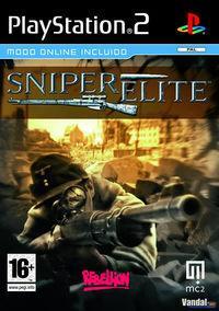 Portada oficial de Sniper Elite - Berlin 1945 para PS2