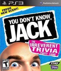 Portada oficial de You Don't Know Jack para PS3