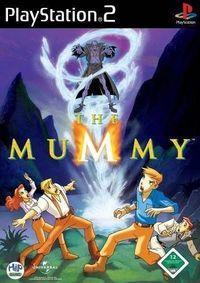 Portada oficial de The Mummy: The Animated Series para PS2
