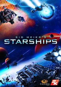 Portada oficial de Sid Meier's Starships para PC