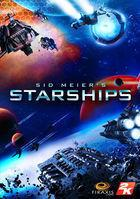 Portada oficial de de Sid Meier's Starships para PC