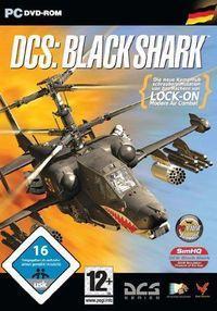 Portada oficial de DCS: Black Shark para PC