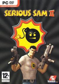 Portada oficial de Serious Sam 2 para PC
