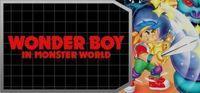 Portada oficial de Wonder Boy in Monster World para PC