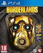 Portada oficial de de Borderlands: Una colección muy guapa para PS4