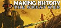 Portada oficial de Making History: The Great War para PC