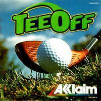 Portada oficial de Tee Off para Dreamcast