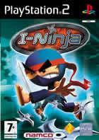 Portada oficial de de I-Ninja para PS2