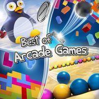 Portada oficial de Best of Arcade Games PSN para PS3