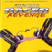 Portada oficial de Star Wars: Racer Revenge PS2 Classics PSN para PS3