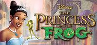 Portada oficial de The Princess and the Frog para PC