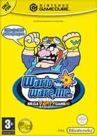 Portada oficial de de Wario Ware, Inc.: Mega Party Game$ para GameCube