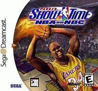 Portada oficial de NBA Showtime para Dreamcast