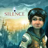 Portada oficial de Silence para PS4