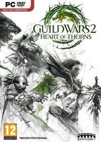Portada oficial de Guild Wars 2: Heart of Thorns para PC