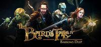 Portada oficial de The Bard's Tale IV para PC