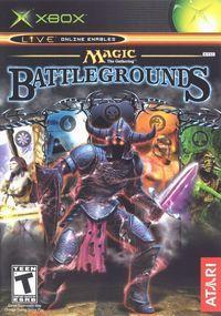 Portada oficial de Magic: The Gathering - Battlegrounds para Xbox