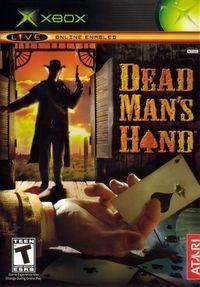 Portada oficial de Deadman's Hand para Xbox