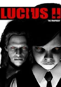Portada oficial de Lucius II: The Prophecy para PC